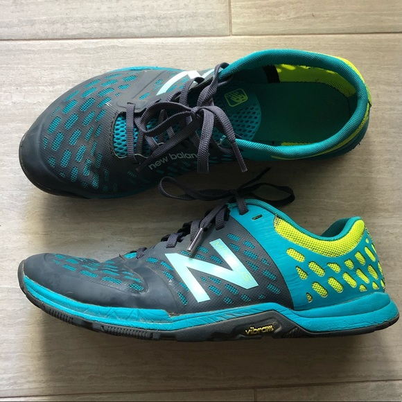 buy cheap great prices super specials New Balance Minimus Shoes 20v4 Trainer Teal 10